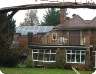 rickmansworth Solar PV Installation