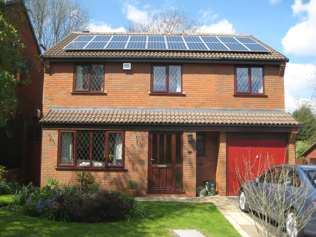 Solar Electricity West Midlands