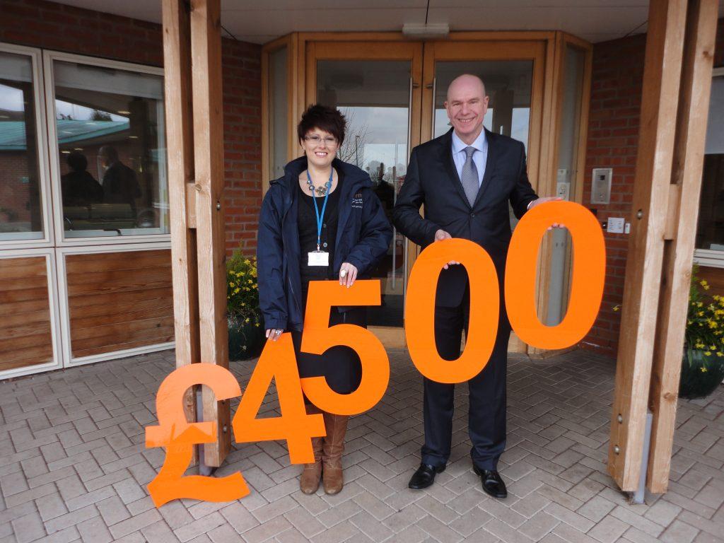 Raising money with solar installation