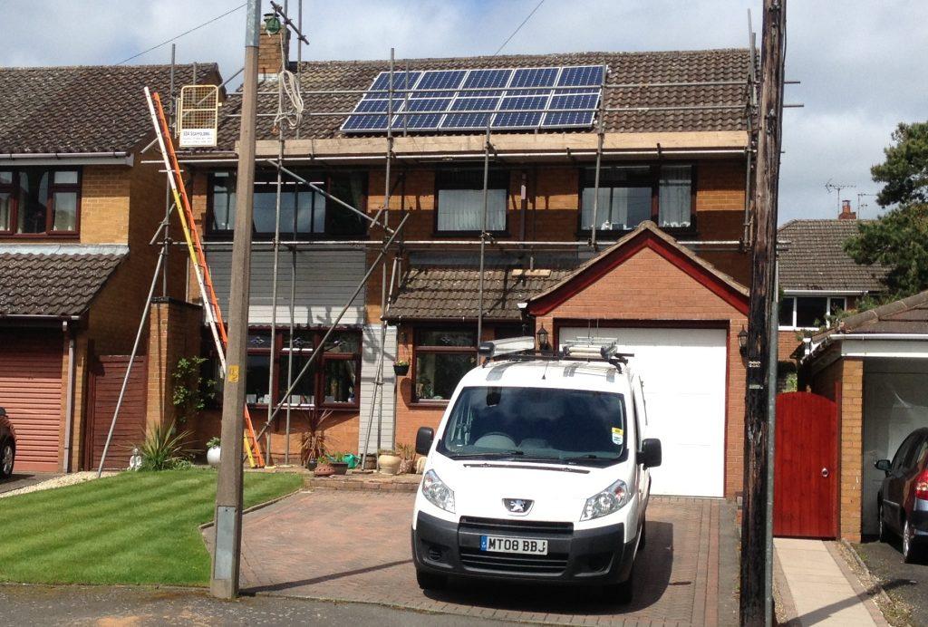 solar energy midlands
