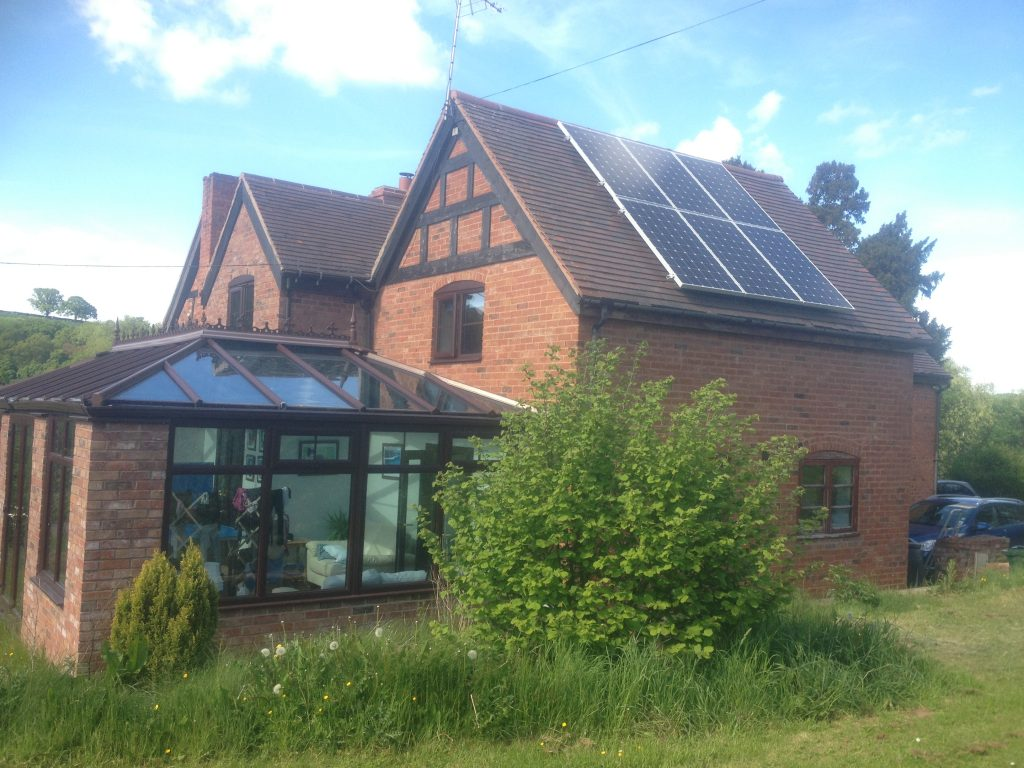 Solar Energy Shropshire