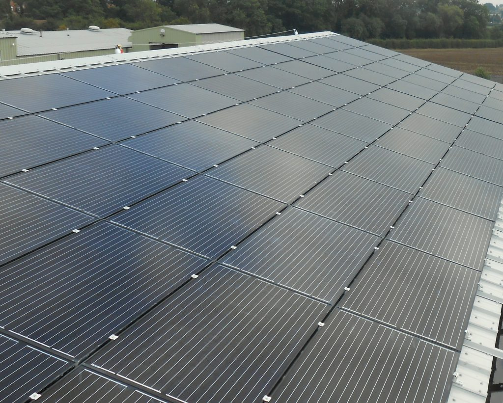 Solar energy west midlands