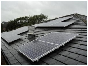 Community Housing Group is FIT for solar energy system.